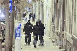 Cảnh sát Bỉ bắt một nghi phạm khủng bố, thu giữ nhiều vũ khí