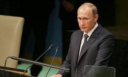 Tổng thống Nga lệnh tăng cường an ninh trong và ngoài nước