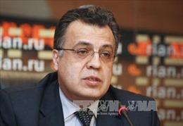 Nga truy tặng danh hiệu Anh hùng cho Đại sứ Karlov