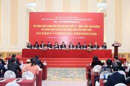 Khai mạc hội thảo lý luận lần thứ 12 giữa hai Đảng cộng sản Việt Nam và Trung Quốc