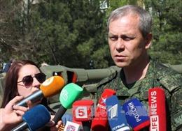 Donetsk tố Ukraine sử dụng dân thường như 'lá chắn sống'