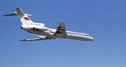 Máy bay Tu-154 rơi do 'va chạm với đối tượng bên ngoài'?