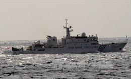 Ba tàu Trung Quốc vào vùng biển Nhật Bản quanh Senkaku/Điếu Ngư