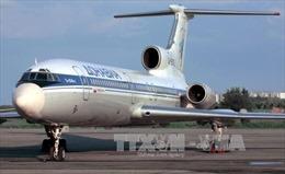 Nga ra lệnh dừng toàn bộ các chuyến bay của máy bay Tu-154