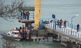 Tu-154 có thể rơi do xác chim kẹt trong động cơ?