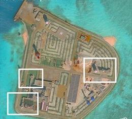 Đằng sau việc Trung Quốc quân sự hóa đảo nhân tạo ở Biển Đông
