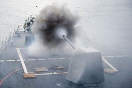Năm 2016, chiến tranh Trung-Mỹ ở Biển Đông chút nữa đã bùng phát