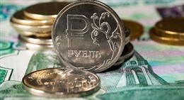 Đồng ruble Nga đánh bại các đồng tiền khác