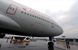Máy bay chở các nhà ngoại giao Nga bị trục xuất rời Mỹ