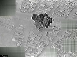 Thổ Nhĩ Kỳ tung máy bay, xe tăng đập tan 100 mục tiêu IS