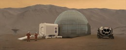 NASA xây nhà băng cho phi hành gia trên sao Hỏa