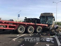 Vụ tai nạn giao thông trên cao tốc Long Thành - Dầu Giây: Một nạn nhân đã tử vong
