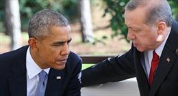Mỹ và Thổ Nhĩ Kỳ nhất trí sát cánh chống khủng bố