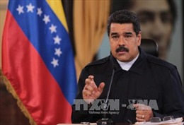 """Tổng thống Venezuela chỉ định """"phó tướng"""" mới"""