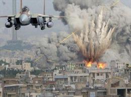 Máy bay Mỹ tiêu diệt nhiều phiến quân Al-Qaeda tại Syria