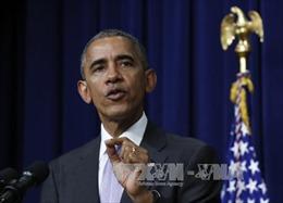 Tổng thống Obama tuyên bố đặt 'nền tảng mới' cho nước Mỹ