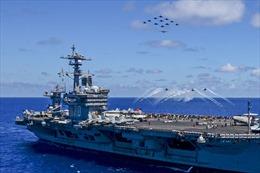 Khi 3 cường quốc Mỹ, Trung Quốc và Nga đều đưa tàu chiến hiện đại tới Biển Đông