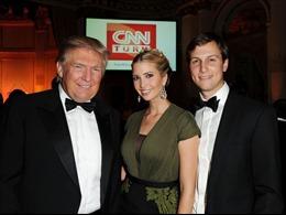 Truyền thông Mỹ rầm rộ đưa tin ông Trump chọn con rể làm Cố vấn cấp cao