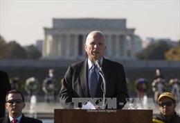"""Ông John McCain muốn trừng phạt """"toàn diện"""" nhằm vào Nga"""