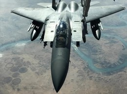 Phi công Mỹ tiết lộ tình huống bị chiến đấu cơ Nga 'trêu ngươi' ở Syria