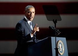 Ông Obama: Mỹ cần đầu tư cho con em người nhập cư