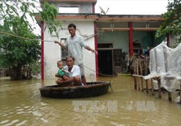 Hiệu quả những ngôi nhà nhà tránh bão lũ