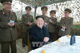 Mỹ liệt 7 quan chức cấp cao Triều Tiên vào danh sách trừng phạt