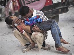 Phiến quân ở Aleppo có vũ khí hóa học do Saudi Arabia chế tạo
