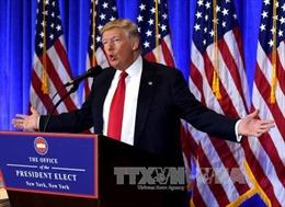 Kế hoạch bàn giao kinh doanh của ông Trump bị chỉ trích