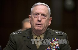 Bộ trưởng Quốc phòng đề cử Mỹ cảnh báo Nga, Trung Quốc