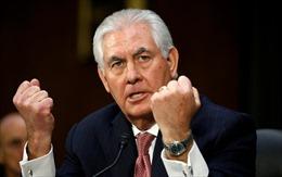 Ngoại trưởng đề cử Mỹ cứng rắn về Biển Đông, báo Trung Quốc chê 'thiếu chuyên nghiệp'