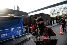 Sau hai tuần lẩn trốn, kẻ tấn công hộp đêm ở Istanbul đã sa lưới