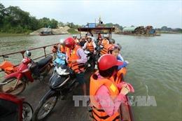 Đảm bảo an toàn giao thông đường thủy nội địa