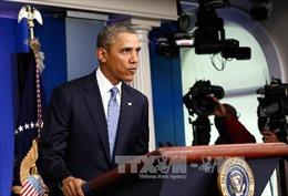 Trước khi rời Nhà Trắng, Tổng thống Obama giảm án cho hàng trăm tù nhân