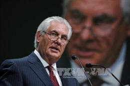 Ông Rex Tillerson 'thênh thang' đường tới ghế ngoại trưởng Mỹ