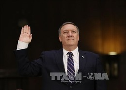 Thượng viện Mỹ phê chuẩn ông Mike Pompeo làm Giám đốc CIA