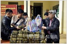 Giúp người nghèo đón Tết trọn vẹn, đủ đầy