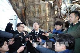 Ông Ban Ki-moon kêu gọi đoàn kết dân tộc