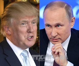 Tổng thống Mỹ, Nga nhất trí cải thiện quan hệ và hợp tác tại Syria