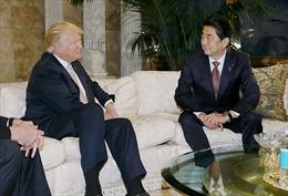Ông Trump cam kết bảo vệ an ninh cho Nhật Bản