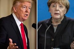 Ông Trump và Thủ tướng Đức nhất trí về tầm quan trọng của NATO