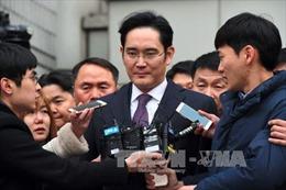 Hàn Quốc xem xét yêu cầu bắt giam Phó Chủ tịch Samsung Lee Jae-yong