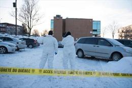 Nghi phạm xả súng ở Canada bị truy tố về 11 tội danh