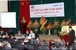 Hội Việt – Mỹ gặp gỡ Tổ chức Cựu binh Mỹ tham chiến tại Việt Nam