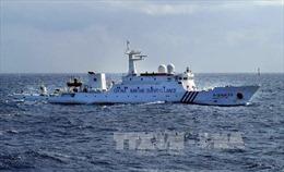 Tàu Trung Quốc tiến gần quần đảo tranh chấp với Nhật Bản