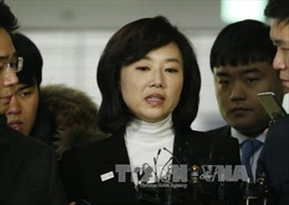 Hai quan chức lập 'danh sách đen' vụ bê bối Hàn Quốc bị kết tội