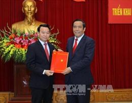 Thứ trưởng Bộ Xây dựng Đỗ Đức Duy giữ chức Phó Bí thư Tỉnh ủy Yên Bái