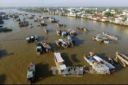 Bến Ninh Kiều, chợ nổi Cái Răng... định hướng thành điểm du lịch quốc gia