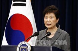 Bà Park Geun-hye đơn phương hủy lịch trả lời thẩm vấn