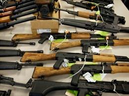 Vùng Vịnh tiếp tục là thị trường vũ khí chủ chốt năm 2017